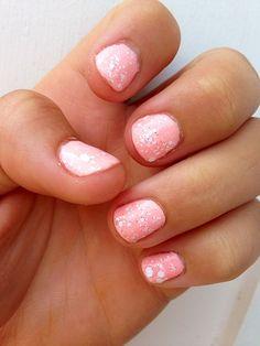 Such cute nails.