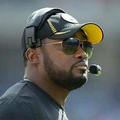 Mike Tomlin - Pittsburgh Steelers Head Coach