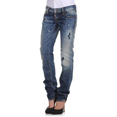 Women's Jeans ❤ liked on Polyvore