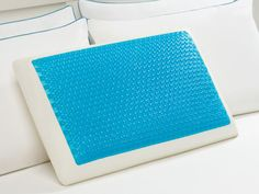 Hydraluxe Always Cool Gel Pillow by Comfort Revolution from Bethenny Frankelon OpenSky