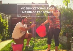 7 Ice Bucket Challenge Marriage Proposals