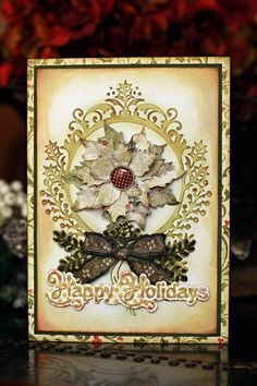 Jan Hobbins: tattered poinsettia die http://janhobbins.blogspot.com/2012/11/happy-holidays.html#