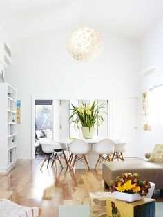 white on white #home #decor
