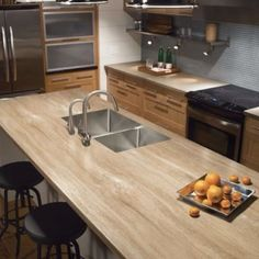 Mid Century interior design, using Formica. Splendid... #MidCentury #InteriorDesign #Formica #CalPanel @formicagroup