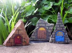 Eugenia LaBar And don't forget the Fairy Doors!