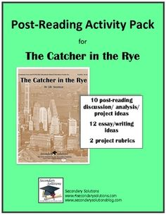 The Catcher In The Rye Topic Essay