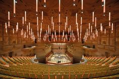 Hamer Concert Hall in Melbourne, Australia by ARM Architecture