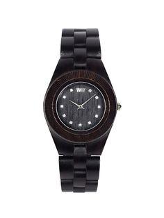 weWOOD - Odyssey Crystal watch//
