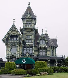 The Newsom's initially designed homes in various Victorian styles, especially Queen Anne. As tastes changed, the Newsoms became proficient in designing homes in the Craftsman style and various period revival styles. The famous Carson Mansion in Eureka (CA, US) is one of the few mansions designed by a Newsom.