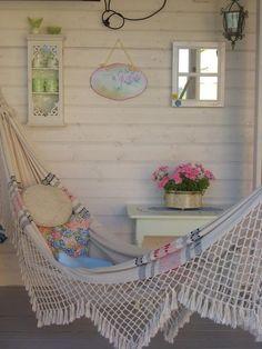 shabby chic hammock | Shabby Chic / Hammock.