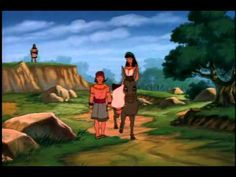 Abraham and Isaac - Animated Bible story from the Old Testament