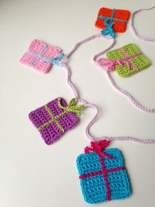 Crocheted Christmas