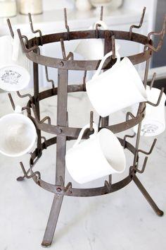 Antique drying rack...