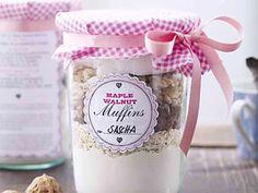 Etiketten-Vorlagen: Leckeres, mit Liebe verpackt - etiketten-vorlagen-brownies im Glas (mit Rezept)
