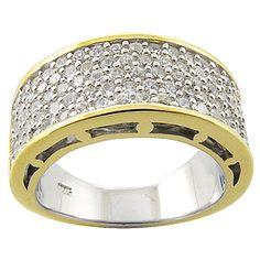 925 Sterling Silver Designer Inspired Ring
