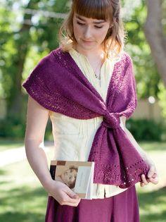 Marianne's Bosom-Friend - Media - Knitting Daily