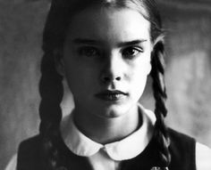 Nancy Wilde | Brooke Shields by Pieter Van Acker...
