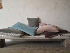 Kirsten Hecktermann Velvet Pillows
