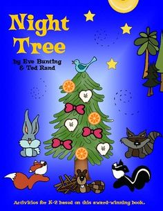 FREE Eve Bunting Activities for this great holiday book.  Enjoy!