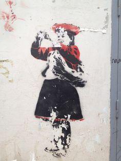Cusco City Peru Street Art