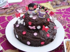 Japanese Tea Party  Cake
