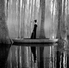 Photography by Rodney Smith  Surreal beauty