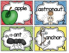 ABC Write The Room Activities from Teaching Superkids on TeachersNotebook.com -  (132 pages)  - Alphabet Write The Room Activities