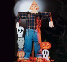 head woodcraft, woodcraft pattern, scarecrow head