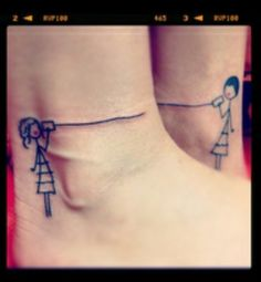 Best friend tattoo idea lol