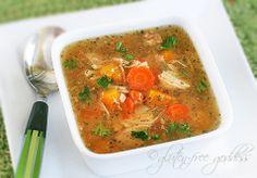Gluten-Free Turkey Soup