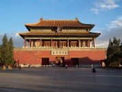 Forbidden City, China