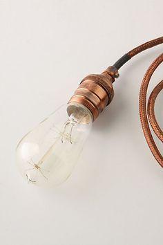 the Edison bulb :)