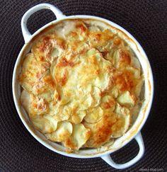 Chipotle Potato Gratin