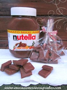 fudge de nutella
