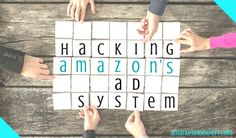 Hacking Amazon's Ad