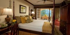 Grand Luxe Oceanview Room Sandals Carlyle in Montego Bay, Jamaica