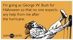 Hurricane George.