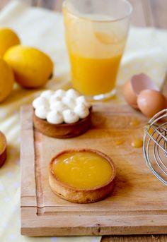 Receta 1057: Crema de Limón » 1080 Fotos de cocina