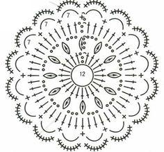 coaster crochet, crochet diagram, crochet coaster, free diagram, t502h1rxlzmjpg 493458