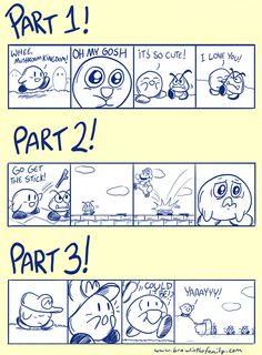 Kirby's Pet