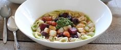 Bisques, chowders and more! 100 soups for fall