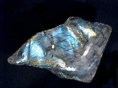 Iridescent Crystal Labradorite