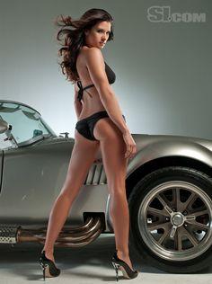 Danica Patrick - Sports Illustrated Swimsuit 2009...DANGEROUS CURVES!!!!