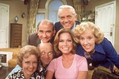 Mary Tyler Moore Show.  I love this!