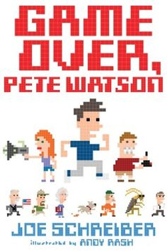 J FIC WAT. When videogame obsessed Pete Watson discovers his dad is not only a super-spy but has been kidnapped and is now trapped inside a video game, he has to use his super gaming skills and enter the game to rescue him. And if he succeeds, who will save Pete from his massive crush on Callie Midwood?