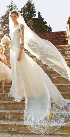 Classic / Alice Temperley wedding gown