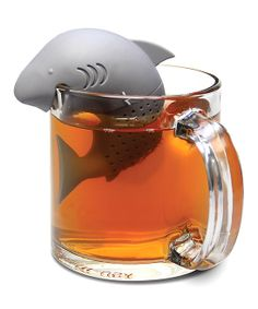 Gray Shark Tea Infuser