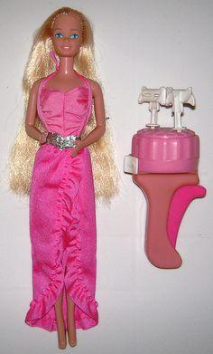 Twirly Curls Barbie.