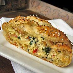 Savory Breakfast Pastry
