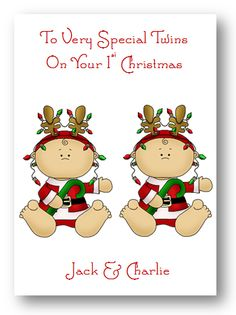 Handmade Christmas Card 2.50. A gift idea by Sonia Whiteman found on MyOwnCreation.co.uk: Card is printed on a 5inch x 7inch scallop edged white card blank with a paper insert.I can personalise with any wording you like at the top and bottom of the image.Card left blank inside for your own message or I can personalise with wording of your choice.Thank you for looking